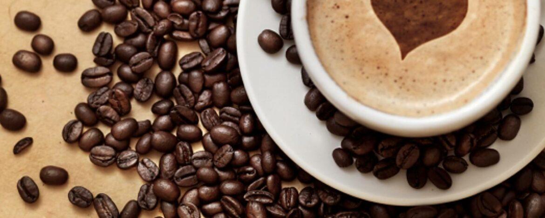 De koffie staat altijd bij ons klaar