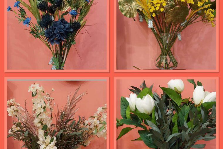 Kunstbloemen bij Jacky's Home